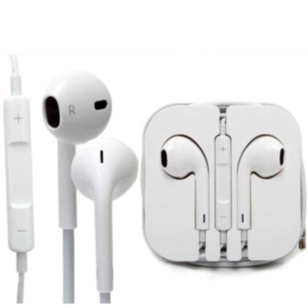 Apple Earpod Earpiece 3.5mm Audio Jack