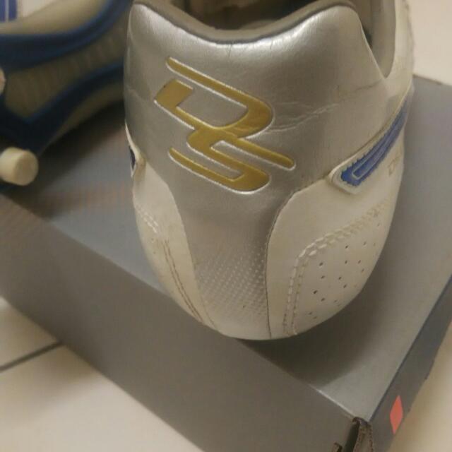Asics DS Light SI - Leather soccer shoe