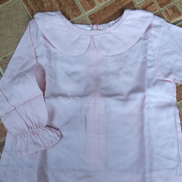 Atasan baby pink