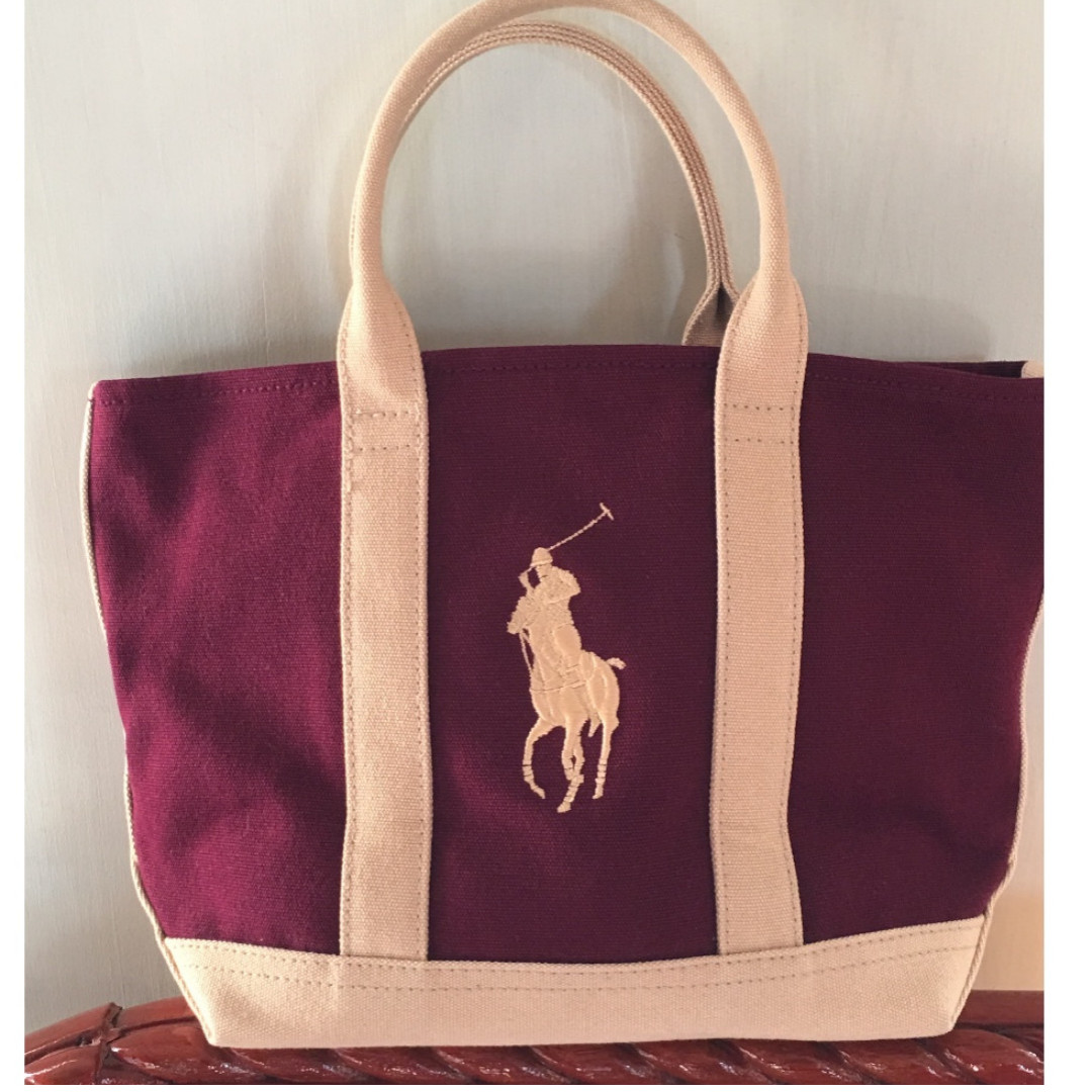 bf37a86569 ... best price authentic polo ralph lauren bag womens fashion bags wallets  on carousell a2ac7 d3d00