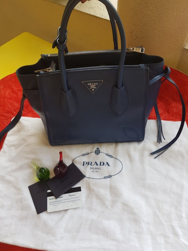 Authentic Prada two way
