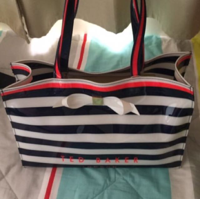 Authentic Ted Baker tote bag