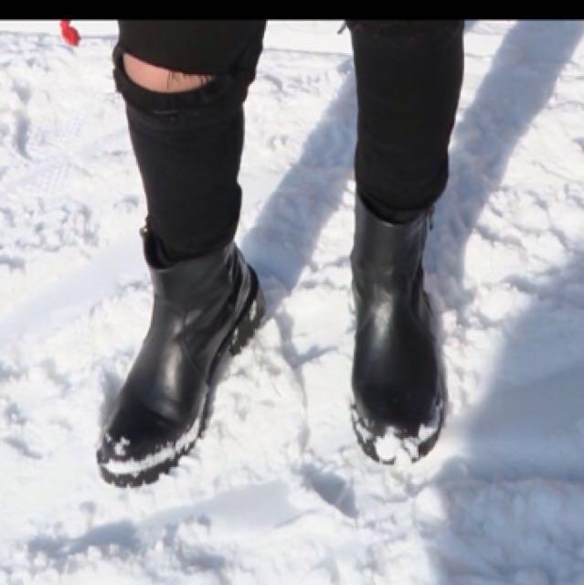 💜Authentic Zara boots
