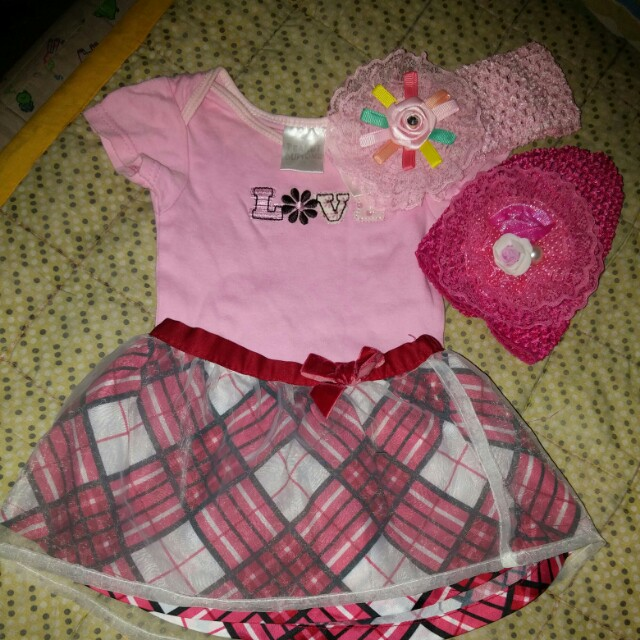 Baby OOTD set!