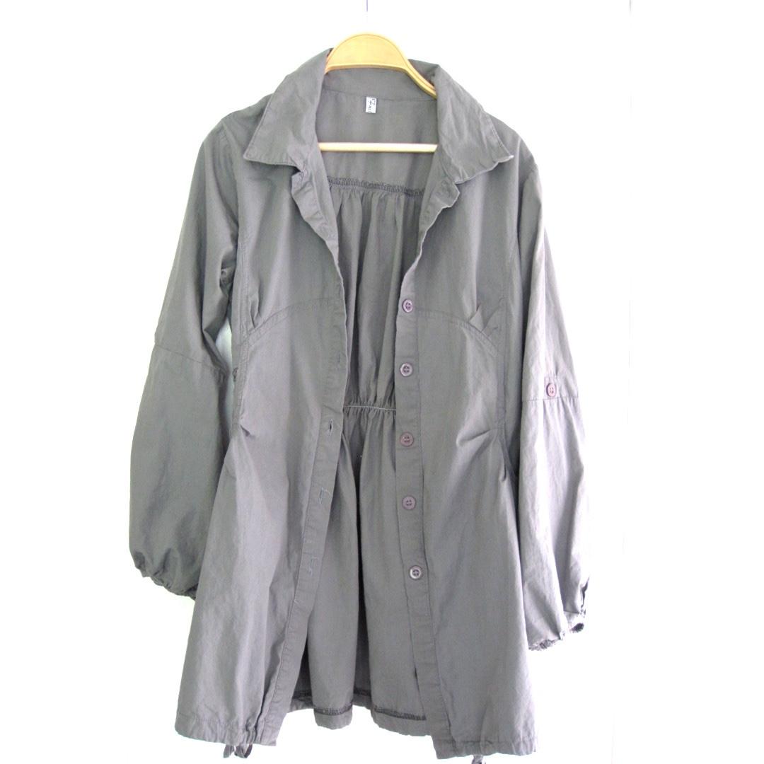 Bangkok Gray Light Jacket