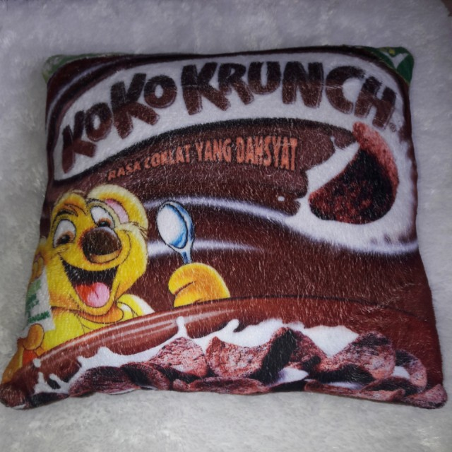 Bantal coco crunch