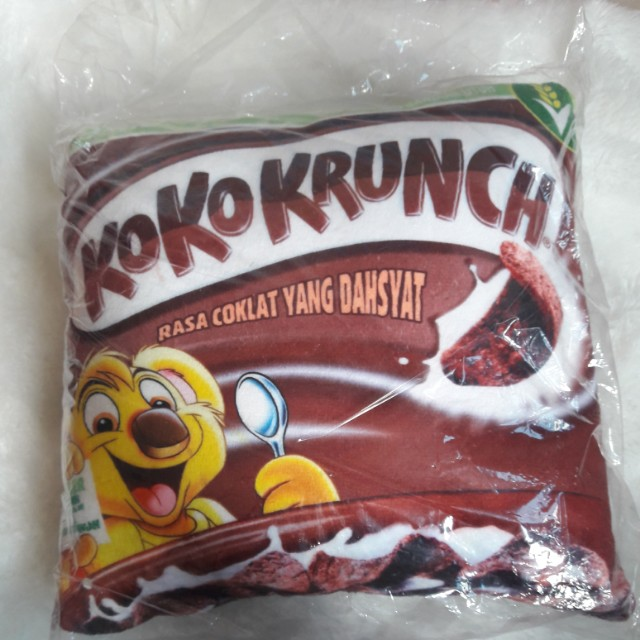 Bantal coco crunch new