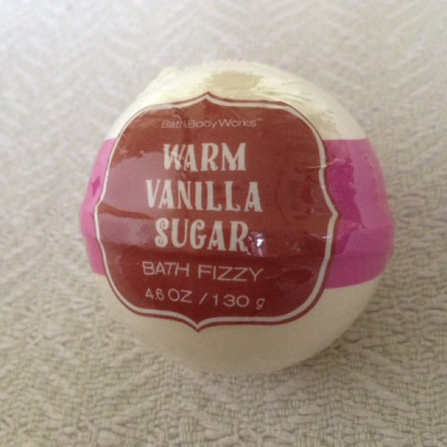 Bath & Body Works Bath Fizzy
