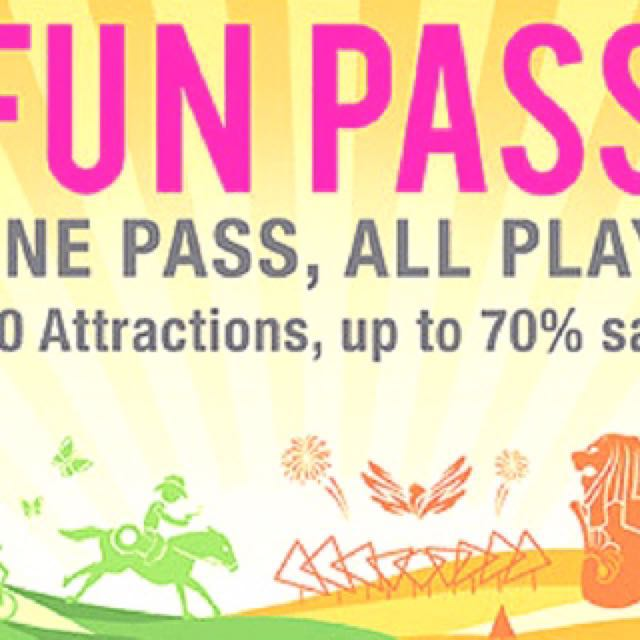 Best Price FunPass All 20 Attractions PlayMax