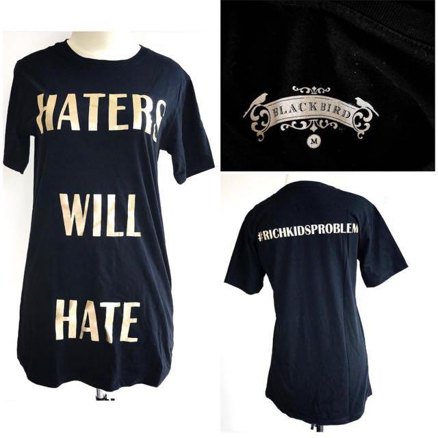 Blackbird Haters Will Hate