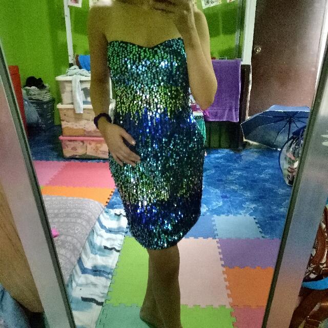 Bling bling Bodycon Dress