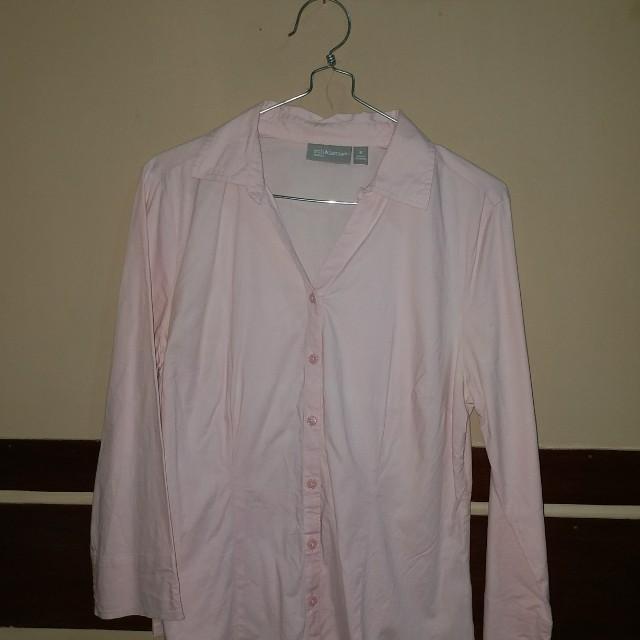 Blouse Atasan Pink