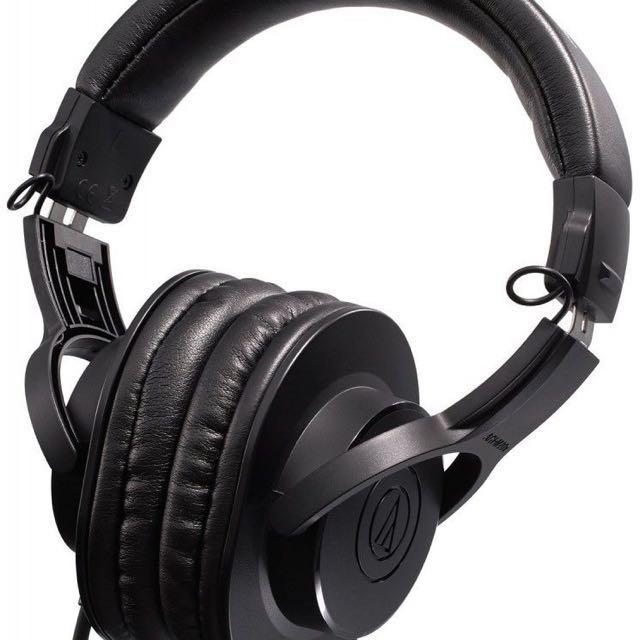 BNIB Audio Technica ATH-M20x