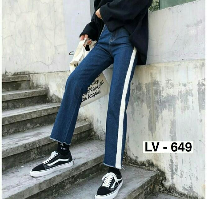 Bo.Z1 Boyfriend 649 120.000 z1 Boyfriend 649 120.000 Jeans non stretch ..normal size 27-30