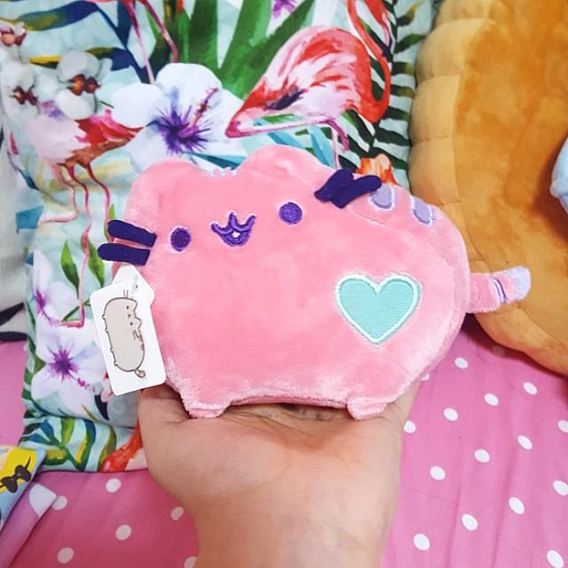 Brand New & Authentic Pink Pusheen Mini Plush