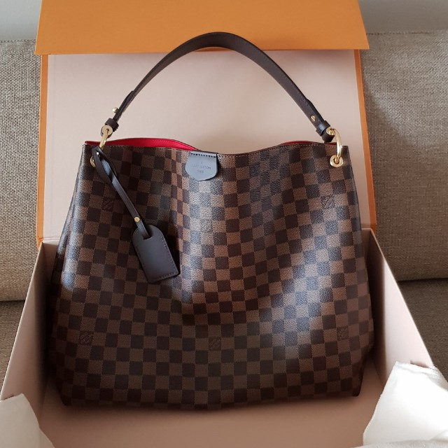 7f66bb891740 Brand New Louis Vuitton Graceful MM