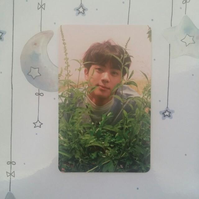 BTS HER Jin Photocard [ver O]
