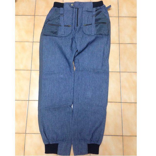buy or die 條紋長褲