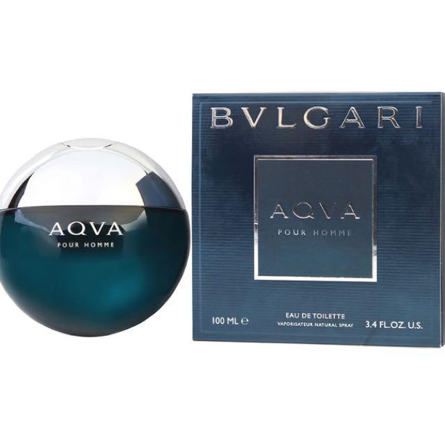 BVLGARI AQVA POUR HOMME   FOR MEN   100ml  