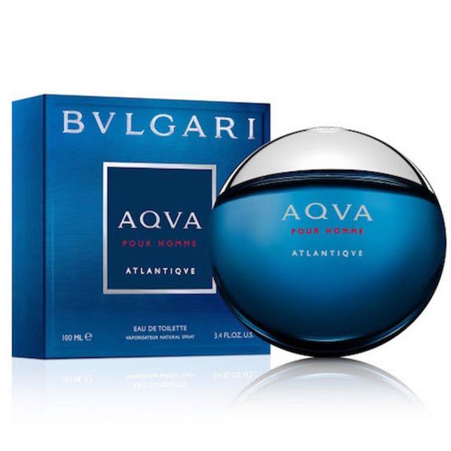 BVLGARI AQVA POUR HOMME ATLANTIQVE | FOR MEN | 100ml | ₱ 2,350.00