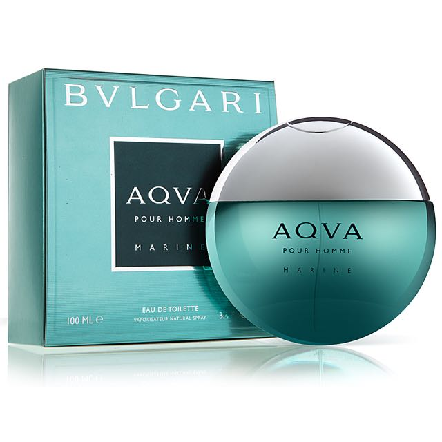 BVLGARI AQVA POUR HOMME MARINE   FOR MEN   100ml  