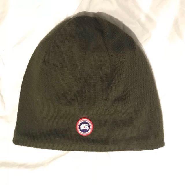 Canada Goose winter hat
