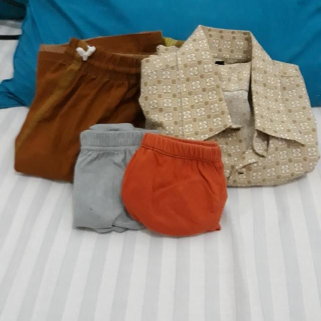 Celana n Kemeja n Underwear