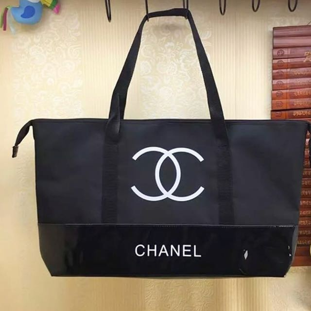 Chanel VIP travel bag