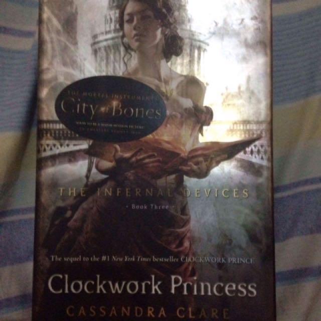 Clockwork Princess (hardbound)