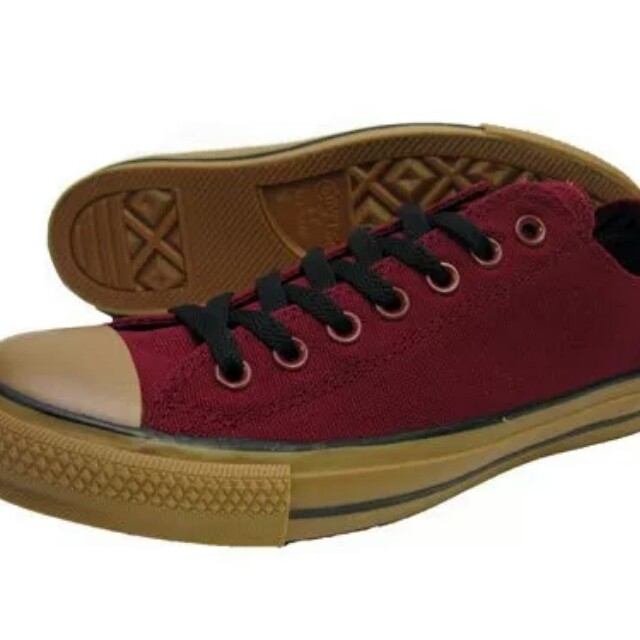 3d72e364bf98 Converse Chuck Taylor Gumsole maroon color