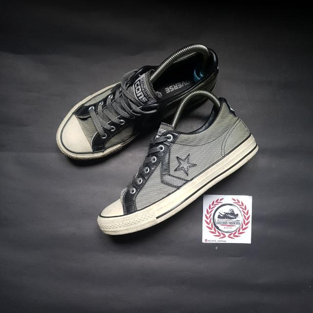 Converse Cons One Star Ox Charcoal 116491