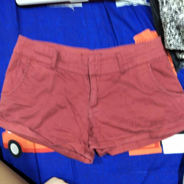 Cotton On Salmon pink shorts