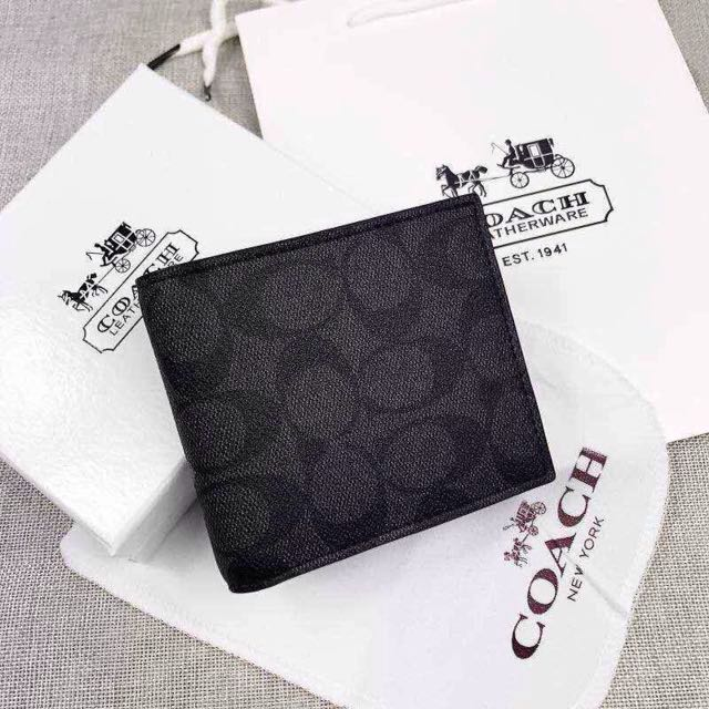 DEALS! Coach Men Wallet