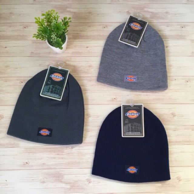Dickies BASIC KNIT CAP 平口 針織 毛帽