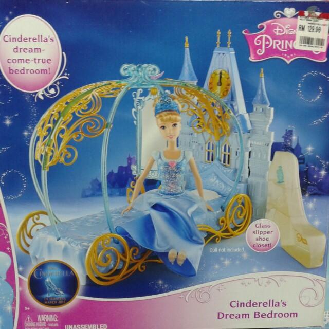 Disney Princess Cinderella Dream Bedroom