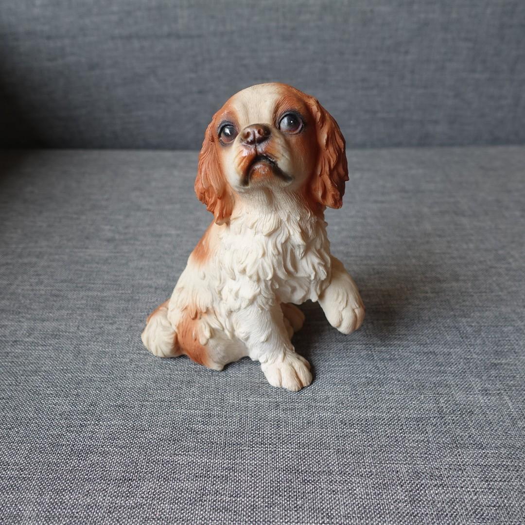 Dog Figurine (Cavalier King Charles Spaniel)