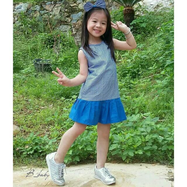 Dress Anak | Shera Dress