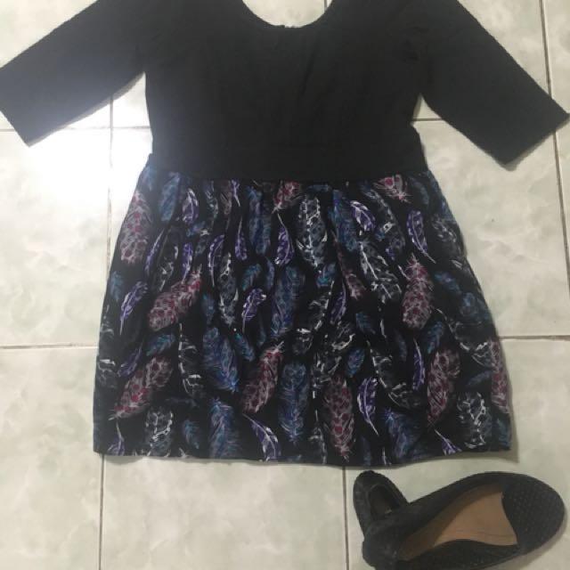 Dress bought in Dubai