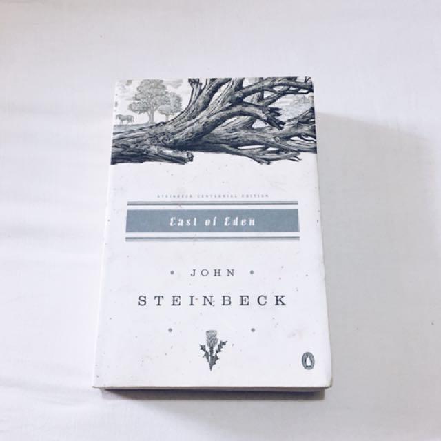 East of ed n John Steinbeck