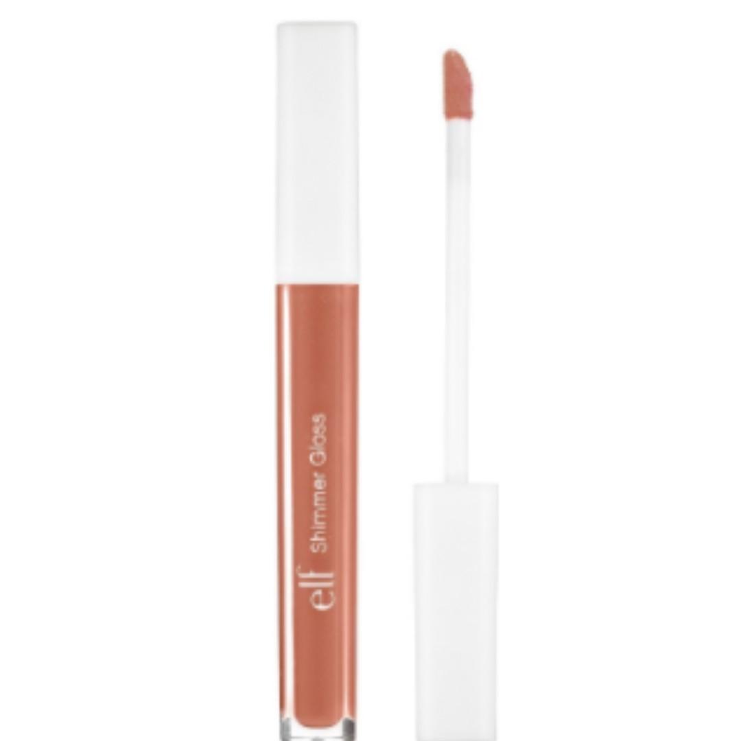 e.l.f. Shimmer Lip Gloss in Believe