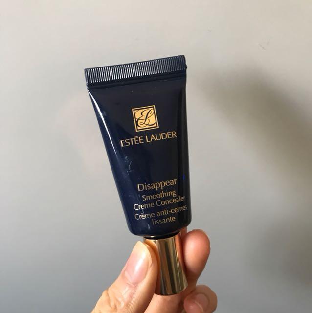 Estée Lauder disappear cream concealer 02-light
