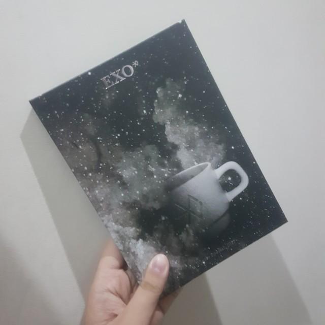 EXO Cafe Universe Album