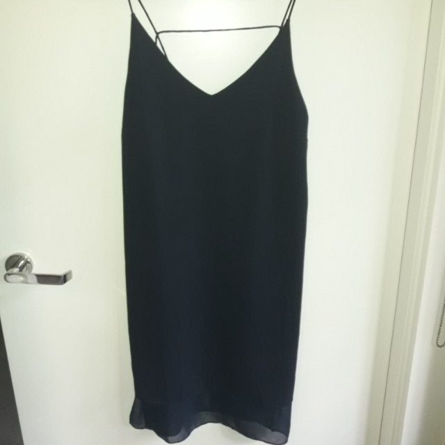 Forever New dress navy Size AU6