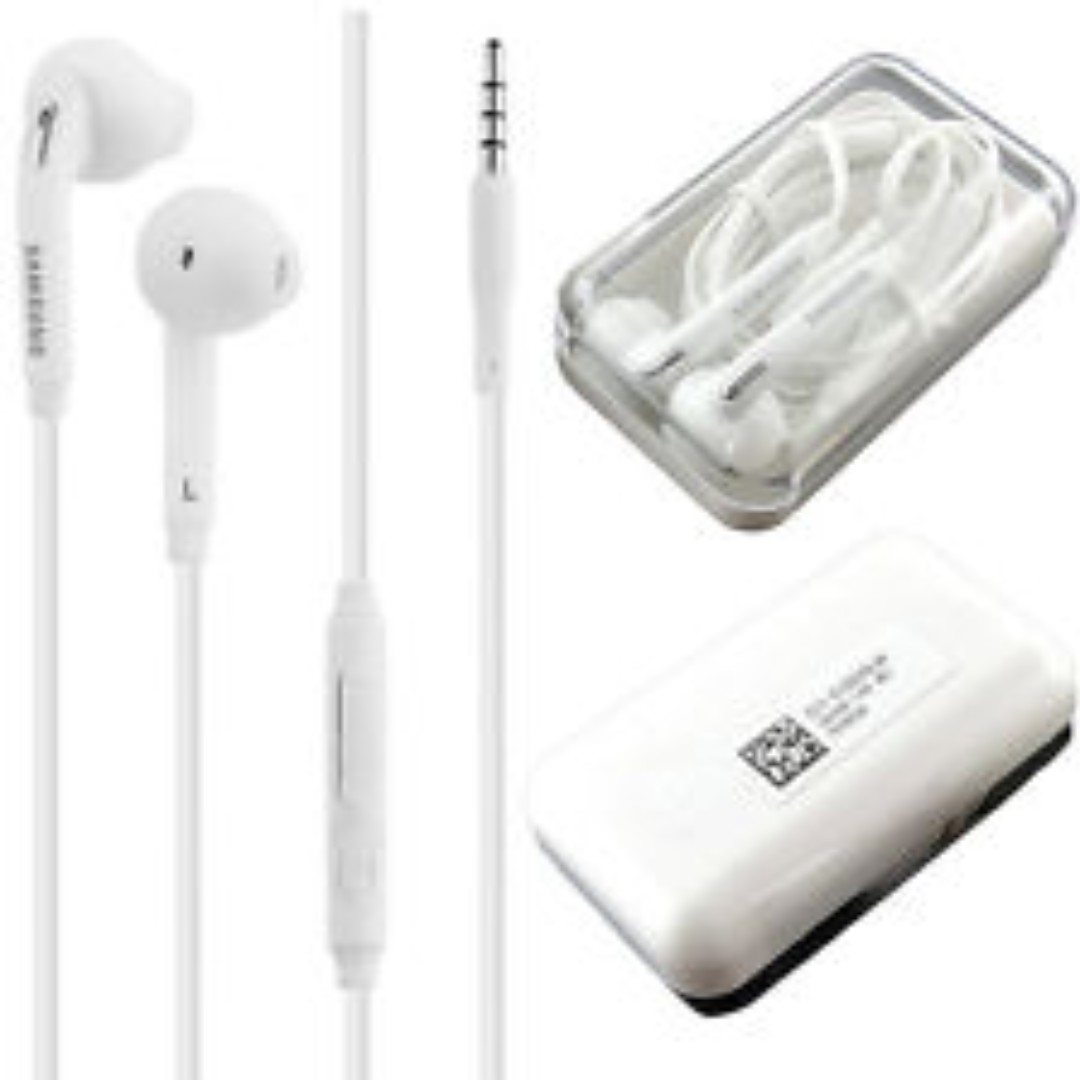 GENUINE Samsung EG-920 Earpiece – White