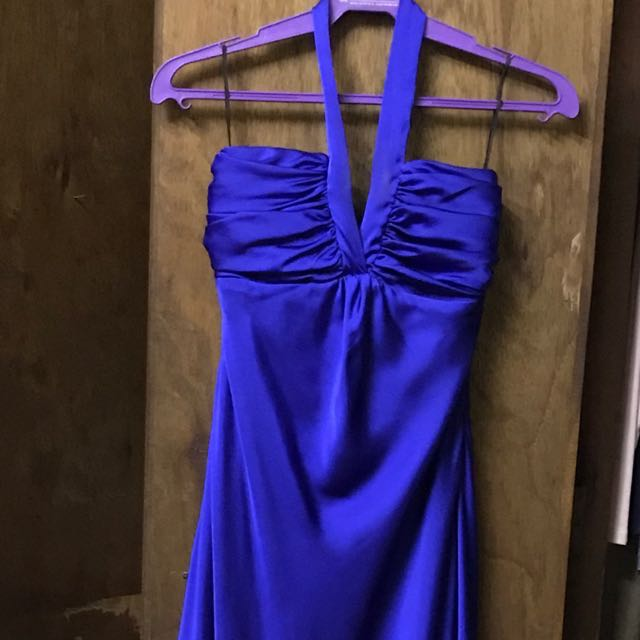 Gingerlily satin soft gown