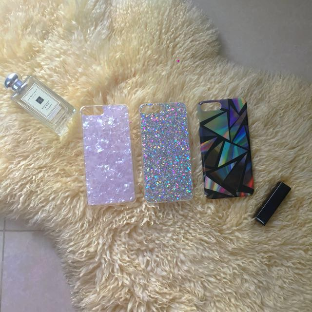 Glitter/Holographic Style Phone Case