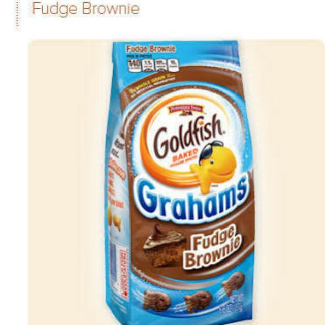 Goldfish Graham Crackers