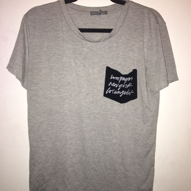 Graphic Pocket Tee
