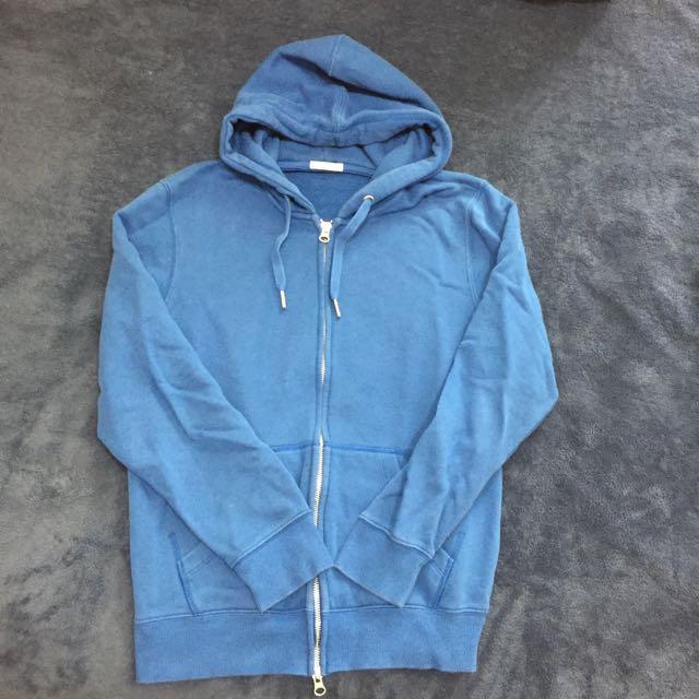 GU藍外套