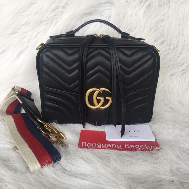 0c69fec8b0b92 Gucci GG Marmont Small Shoulder Bag